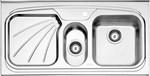 Picture of سینک استیل البرز پروانه روکار  مدل : 50/ 610