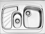 Picture of سینک استیل البرز پروانه روکار  مدل : 608